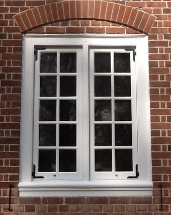 sash windows french