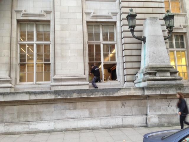sash windows work for warner bros studios