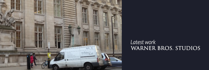 Latest Sash Windows Work / Warner Bros. Studios WD25 7PL